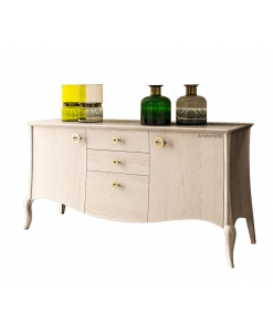 Meuble buffet style contemporain, meuble buffet 190 cm, meuble buffet grandes dimensions, bahut, buffet enfilade
