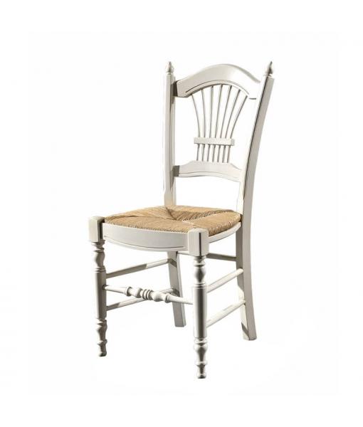 Chaise classique style maison de campagne réf. STY-D25