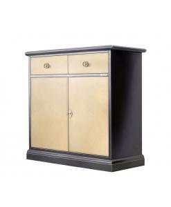Buffet rangement 2 portes 1 tiroir