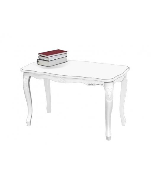 Table basse de salon rectangulaire, promotion achat table de salon