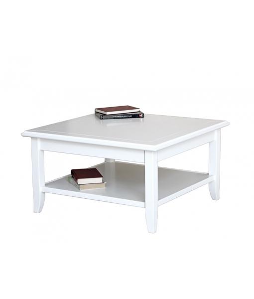 Table de salon carrée 80x80 cm réf .FM-01_LB