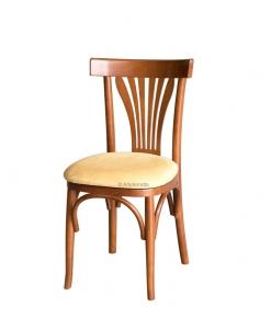 chaise rustique, chaise salle d'attente, chaise