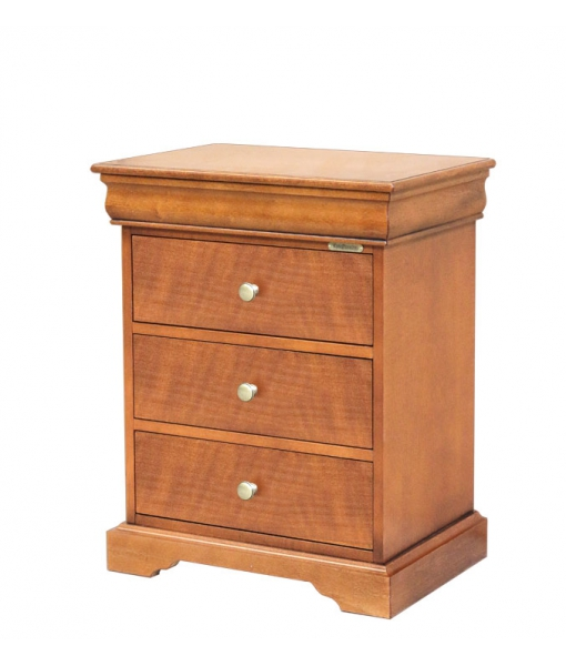 Table de chevet style Louis Philippe réf. 323-AP