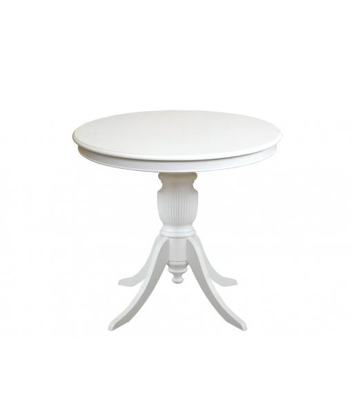 Table ronde plateau fixe Ø90 cm réf. 270_AV90