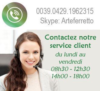 Serv clienti 8.30-12.30 14-18
